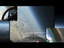 MIG-25 To The Edge Of Space - 3 Camera Movie