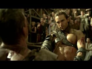 Спартак- Боги арены - Ганник
