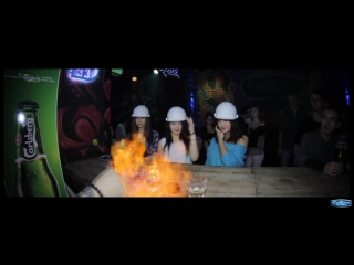 Международный день бармена 6.02.2016. Бар Синий FuNToMass