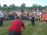 Кулачный бой Белинский р-он. с. Козловка 31.05.2015г.(бой №1)