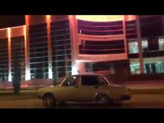 Chyra style in Ashgabat