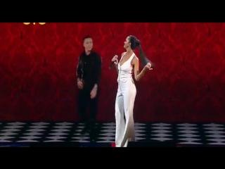 Сольный концерт певицы Славы - Откровенно ( 06.03.2016 )