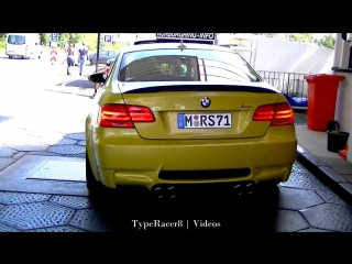 BMW M3 E92 Competition Package w Custom Exhaust Loud Sound!