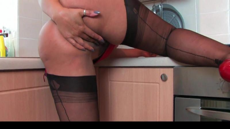 donna ambrose aka danica collins kitchen cucumber