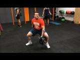 Присед Джефферсона-одно из лучших упражнений на приводящие мышцы бедра.