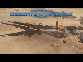 Homeworld: Deserts of Kharak Announce Trailer