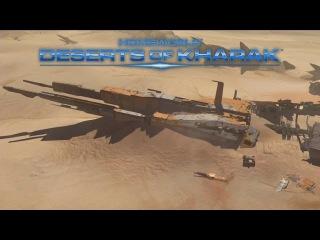 Homeworld: Deserts of Kharak Announce Trailer