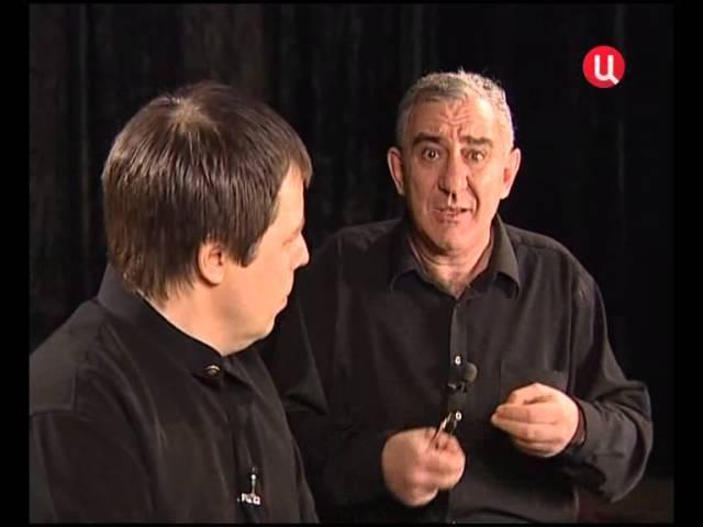 М.С.Казиник.Космос Брамса (2008-10-06)
