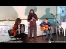Melomel Ieu Bride l`Ase concert in the RSUH c Словесность рф