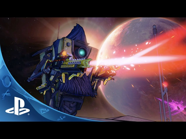 Borderlands: The Pre-Sequel Launch Trailer   PS3
