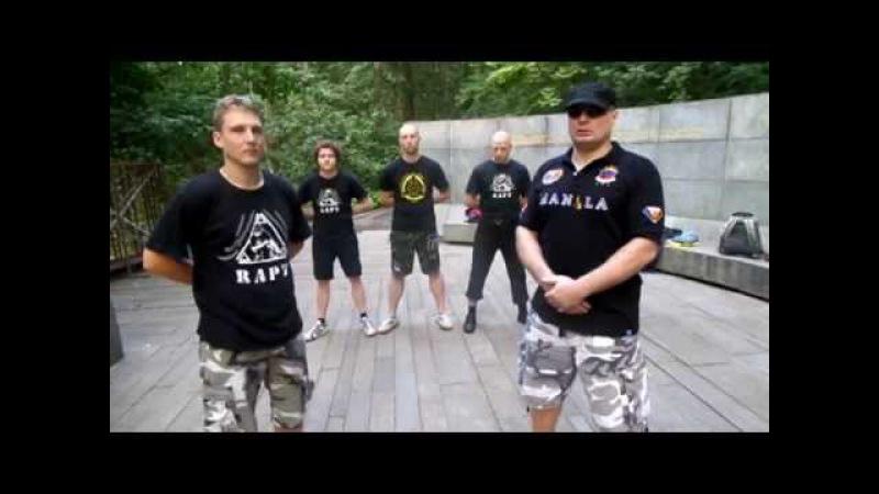 Базовые движения в ПАНАНТУКАН - СИЛАТ ( RAPT ) Master Alexander Plaksin