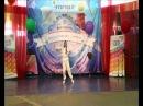 2015.07.25 - Kung Fu Hoop dance in Ethnomir