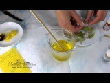Как делать медовое мыло ручной работы 2 ч.