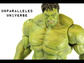 Marvel Select Age Of Ultron Hulk Figure Action Figure Review
