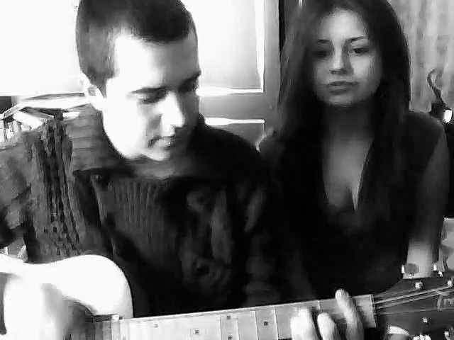 Dom!no - Моя так называемая жизнь (Jun1or and Valeria Brooks guitar cover)