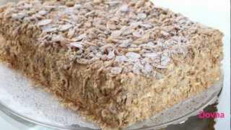 торт наполеон классический рецепт новогодний