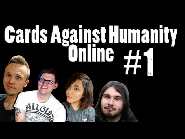 Cards Against Humanity Online / Pretend You're Xyzzy | 1 | Get Germanized Gaming Friends