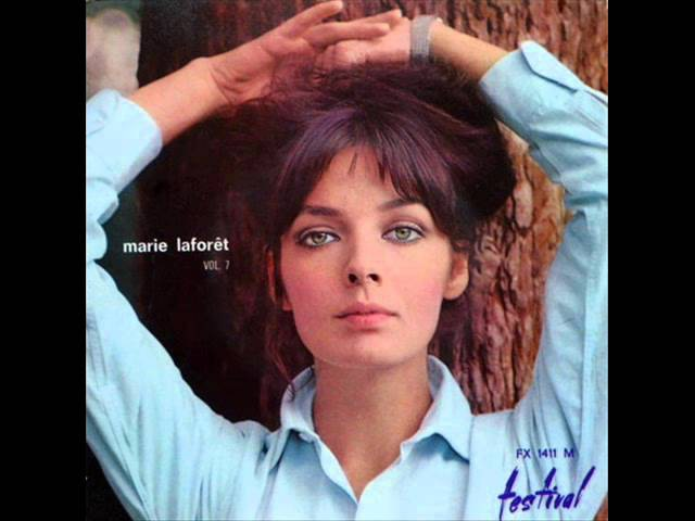 Marie Laforêt - La plage - 1964