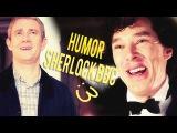 Sherlock BBC HUMOR
