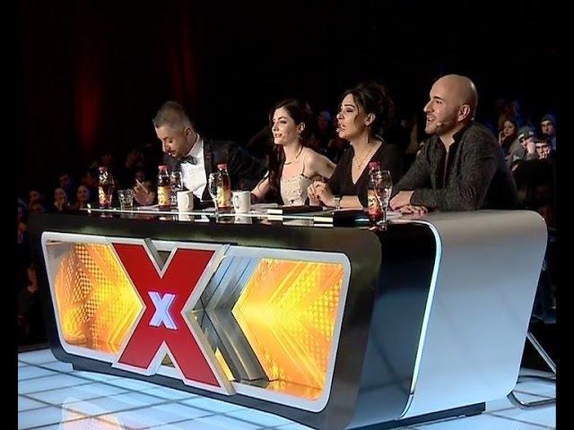 X ფაქტორი - მესამე გადაცემა! | X Factor - Mesame gadacema!