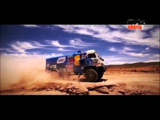 Дакар 2016 (КАМАЗ-Мастер) - 7-й этап