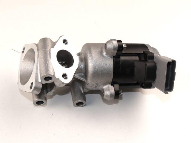 Что такое клапан EGR (ЕГР) и для чего нужна система рециркуляции выхлопных газов?