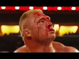 WWE Wrestlemania - Brock Lesnar Vs Triple H No Holds Bared FULL MATCH