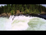 The beauty of siberiaХамсара водопадJet Extreme