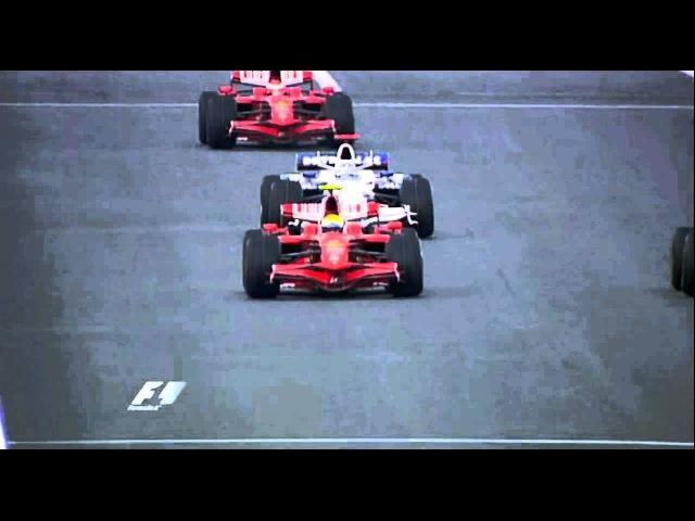 Felipe Massa Team Radio Brazil 2008 Rob Smedley: