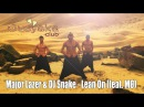 Major Lazer DJ Snake - Lean On (feat MO) (Dance Tutorial/Zumba)