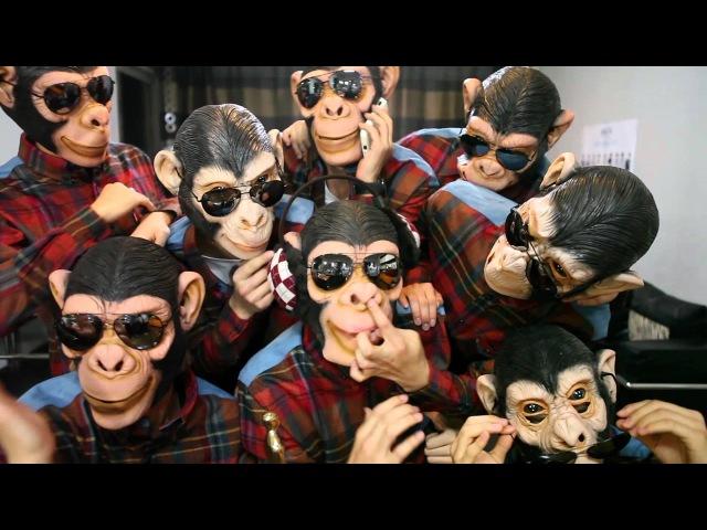 ZE:A[제국의아이들] The Lazy Song Fun monkey Ver.