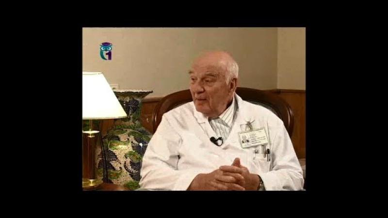 Андрей Воробьев, учёный-гематолог, академик РАН и РАМН, профессор, доктор медицинских наук