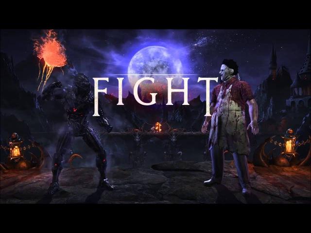 MKX: cR GunShow (Leatherface) vs Noble BeyondToxin (Triborg/Smoke)