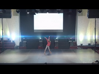 Adults Solo Rising Jazz Modern  | Ильина Анастасия | The Challenge Dance Championship 2015