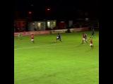 A wonderful looping strike by Jay Dasilva against Man Utd Under-18s!