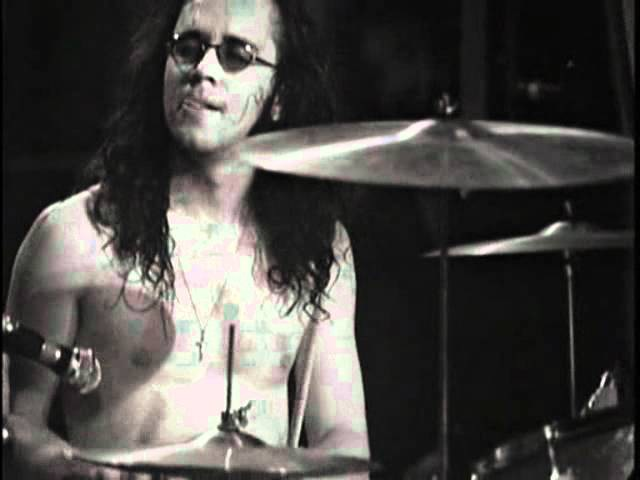 Ian Paice (Deep Purple) Drum Solo - The Mule