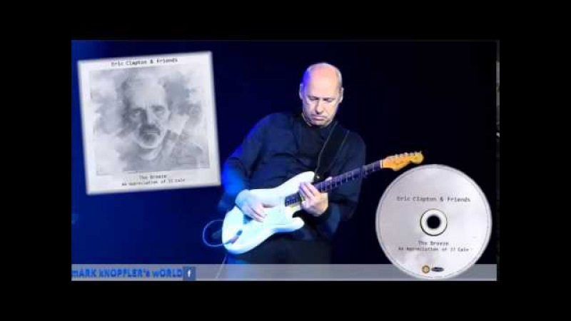 ERIC CLAPTON feat MARK KNOPFLER - Someday - The Breeze: An Appreciation of J.J. Cale