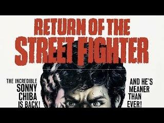 Return of the Street Fighter (1974) Shinichi 'Sonny' Chiba killcount