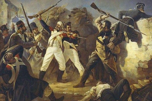 Русский богатырь Леонтий Коренной: «Отпущен был по приказу самого Бонапарта...»