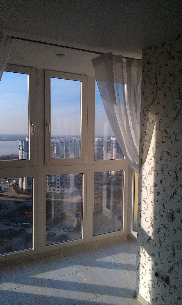 Фасады балконов и лоджий..