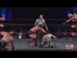 Братья Бриско против Грэй Вулф и Красный Скорпион (26.8.15)