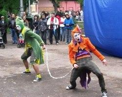 В конце августа в Струковском парке пройдет фестиваль уличного искусст