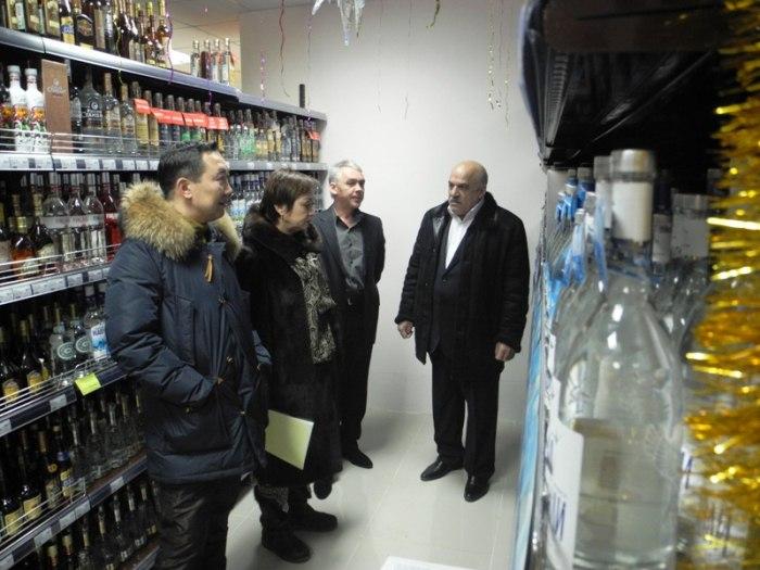 Айсен Николаев: ЕГАИС может загнать алкоторговлю в тень