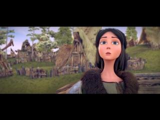 Богатырша 2016 смотреть онлайн бесплатно в хорошем HD качестве официальный трейлер от Атлетик Блог ру