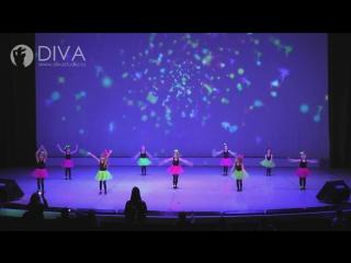 Бальные танцы 6-9 лет