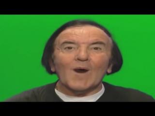 Дед говорит вау и подмигивает ;) (для монтажиков ^_^)