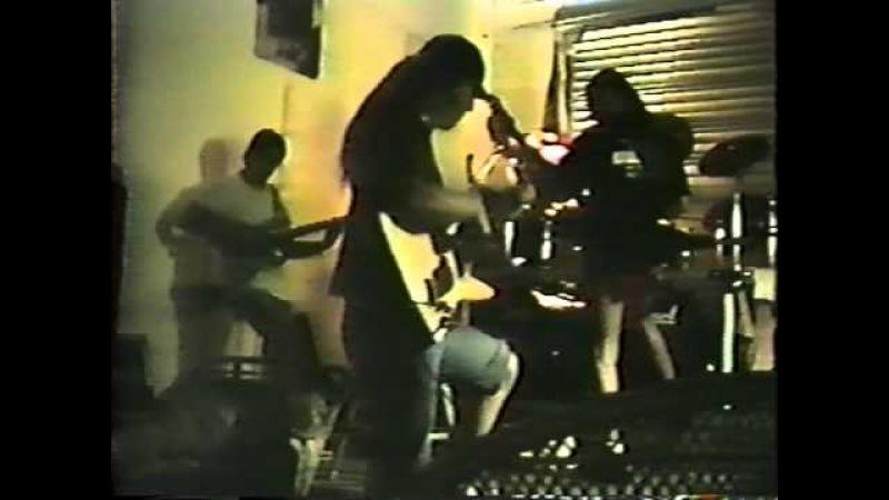 Death - 'Human' tour rehearsal 03.11.1991 (part 1/3)