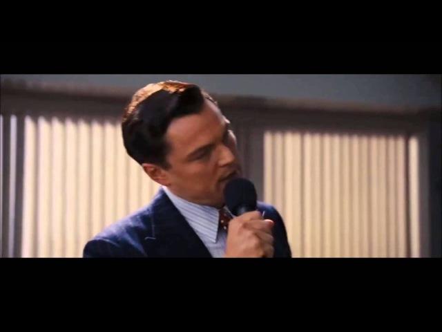 The Wolf of Wall Street Inspirational Speech HD