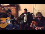Hank Marvin Gypsy Trio 'Caravan' - Gypsy Jazz Guitar Secrets Magazine