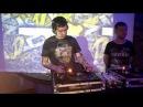 DJ's Mihal b2b Spicke @Salo Vinyl party 21/08/2015